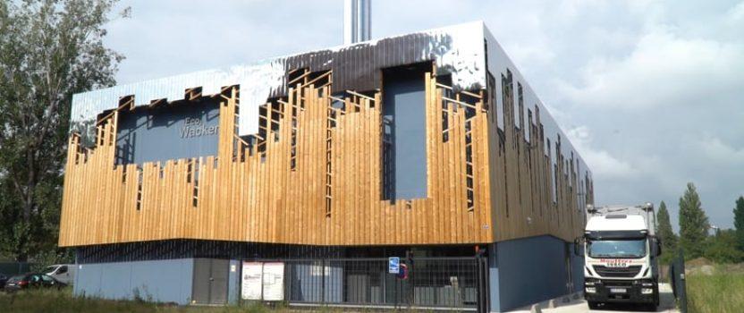 R-CUA & CALASYS mettent en place une supervision ICONICS pour surveiller en temps réel la centrale et la distribution de chaleur dans la ville de Strasbourg